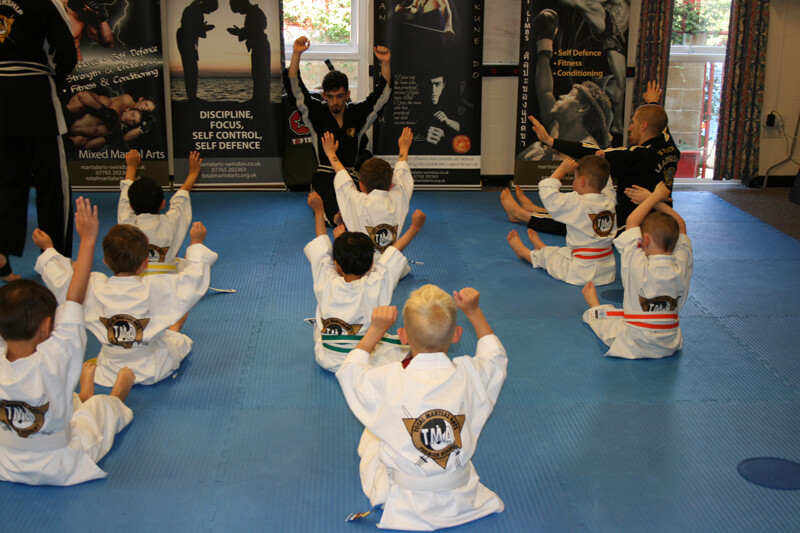 martial arts for young children