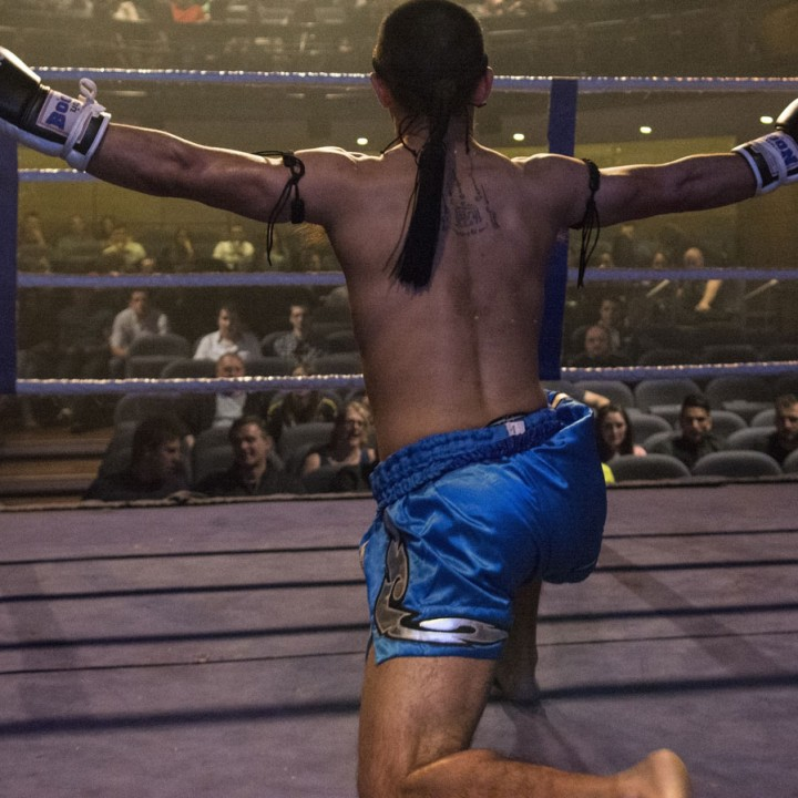 THAI boxing in swindon