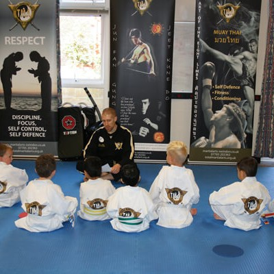kids martial arts in swindon