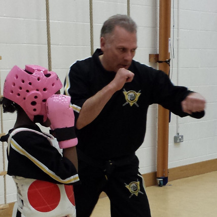 learn martial arts in Swindon