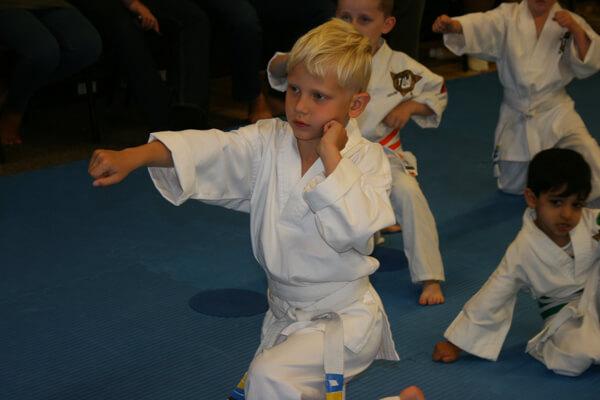 martial arts centre for children