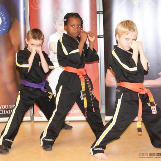 swindon karate for children