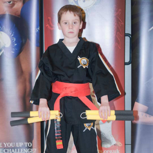 advanced kids martial arts