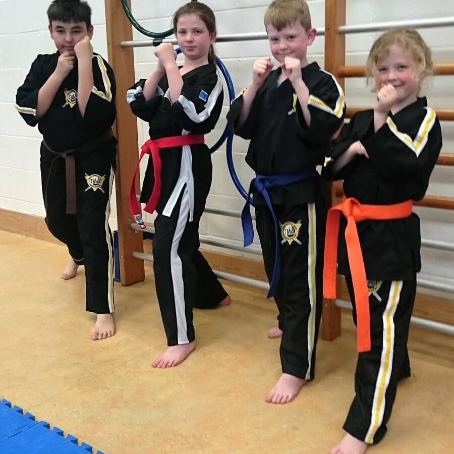 advanced martial arts for children