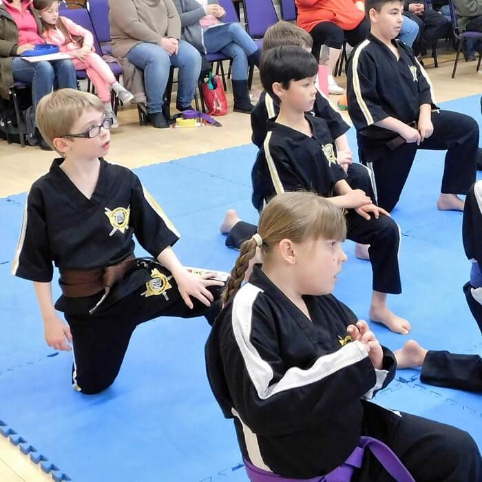 mature students martial arts