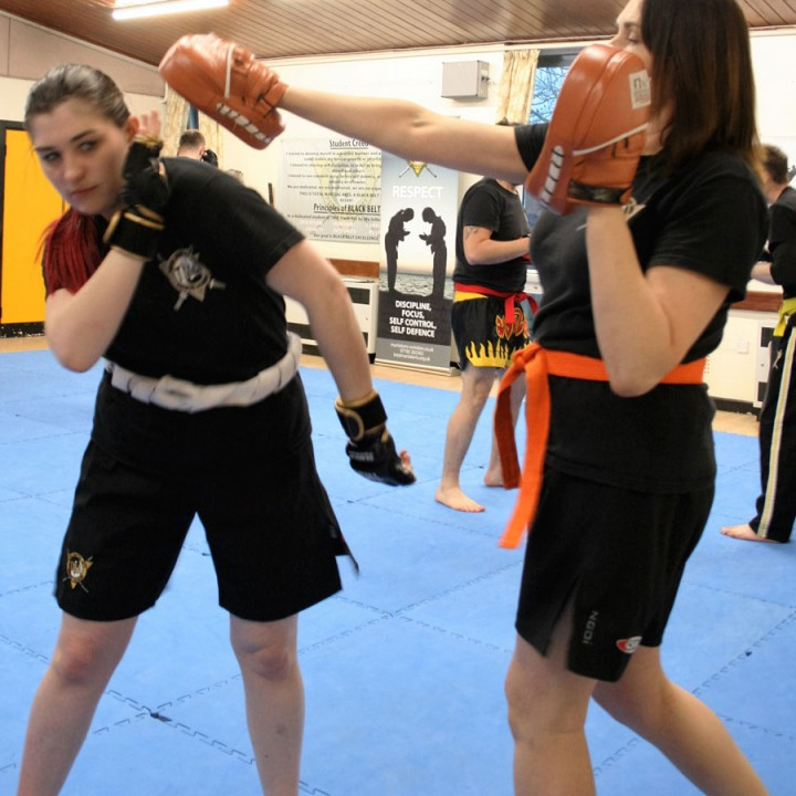 self defence training in swindon