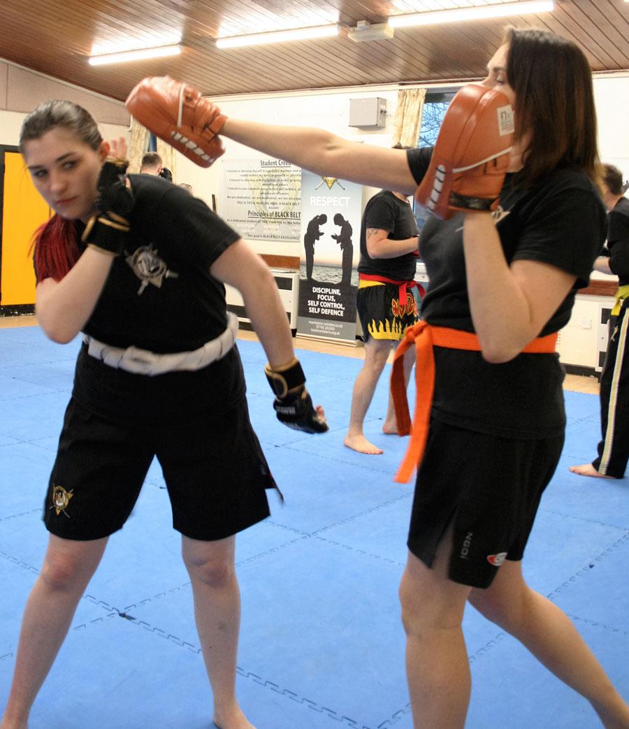 self defence training in swindon