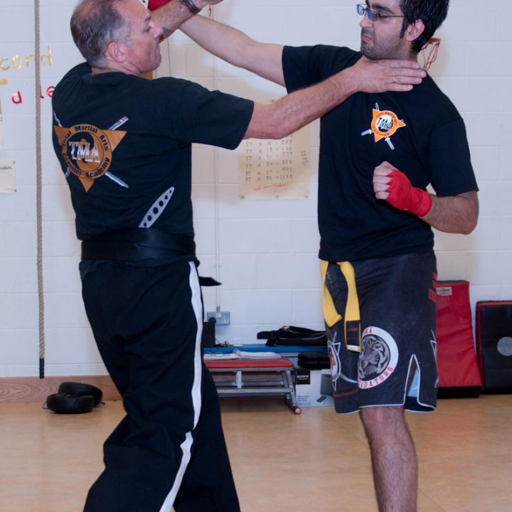 self defence training