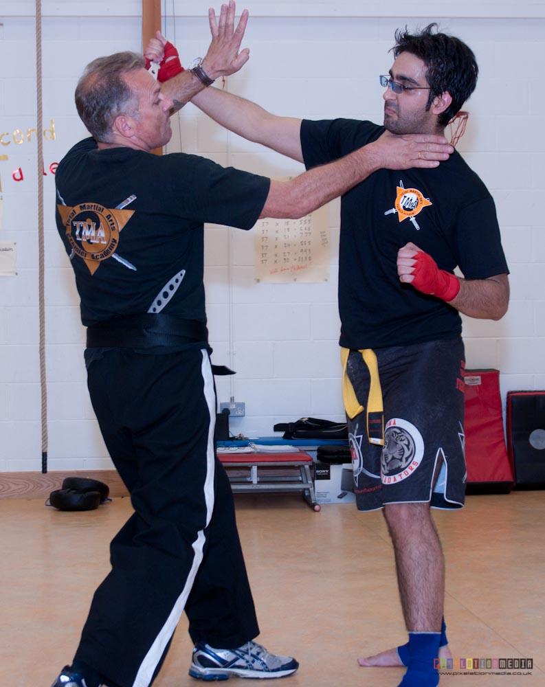 self defence training