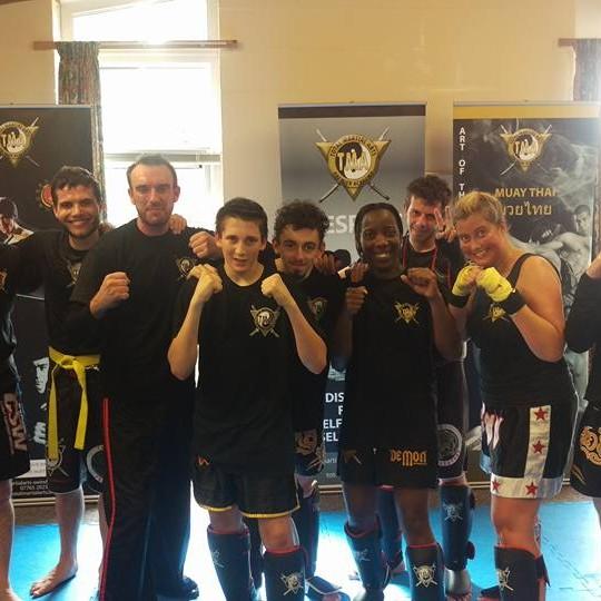 swindon martial arts training